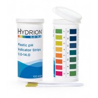 Tiras de papel de pH (0 - 14) HYDRION - 9800